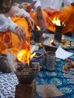 FREE SATSANG with FIRE