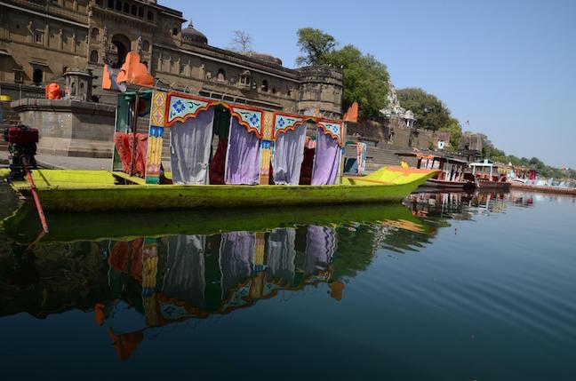 2 Welcome to Maheshwar & its most Sacred & Secret River - Narmada